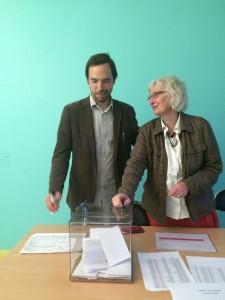 Gaspard Delon, Isabelle Neuschwander